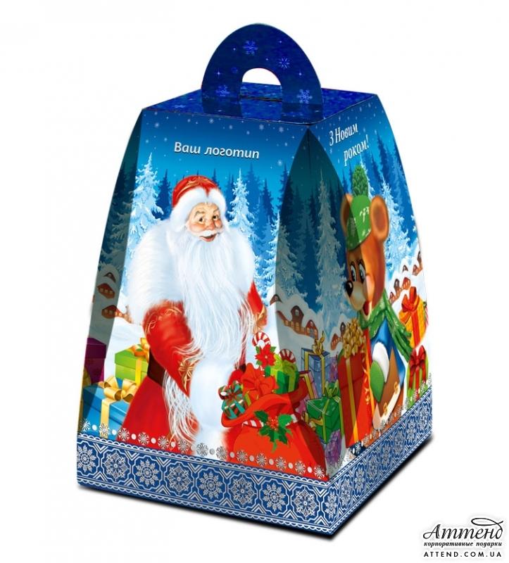 Гостинец Деда Мороза